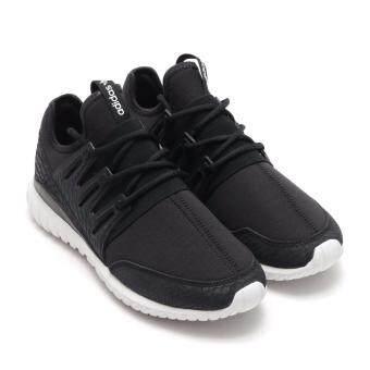 ADIDAS รองเท้าวิ่ง adidas tubular radial men's รหัส S80120 (ดำ)
