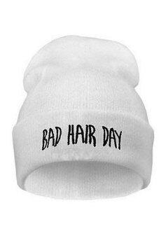 Sanwood แฟชั่นฤดูหนาวสำหรับบุรุษ และฮิพฮอพหมวกหมวกหมวกขาว และสีดำ