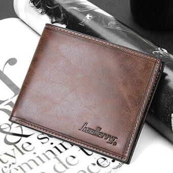 MATTEO กระเป๋าสตางค์ผู้ชาย Baellerry B12XX - Coffee