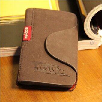 Afterthat กระเป๋าใส่บัตรเครดิต หรือนามบัตร รุ่น AA45