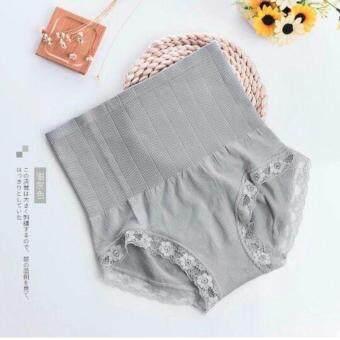 MUNAFIE กางเกงในญี่ปุ่นกระชับสัดส่วน สีเทา 1 ตัว