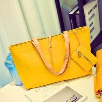 แฟชั่น กระเป๋า รุ่น yellow basic (สีเหลือง) yellow