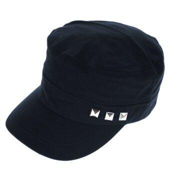 เพศหญิงชายกองทัพทหารหมวกวินเทจคลาสสิคปรับได้กรมท่า-ระหว่างประเทศ