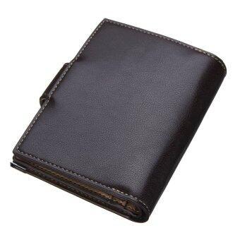 กระเป๋าสตางค์ยาวซิปคนโทรศัพท์มือถือบัตรเครดิตยึดกาแฟ