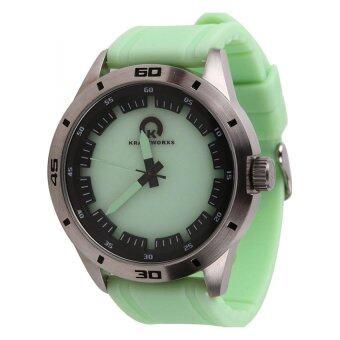 Kraftworxs นาฬิกาเรืองแสง รุ่น NEO (Mint)