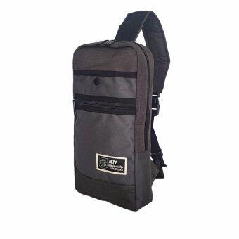 PACK UP กระเป๋าคาดอก รุ่น 5010 - สีเทา