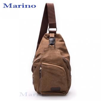 MARINO กระเป๋าสะพายข้าง รุ่น No.3860 (Brown)