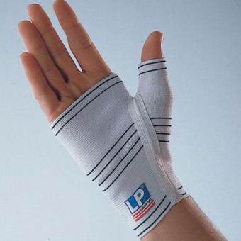 (ข้าง ขวา Right Side) LP605 ปลอกข้อมือ PALM BRACE ที่รั้งฝ่ามือ ที่รัดข้อมือ ซัพเหงื่อได้ดี ที่ซัพเหงื่อ จากอเมริกา LP Support