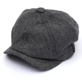 ผู้หญิงชวนคนตลอดไป Gatsby เถาหมวกกีฬาหมวกสันทนาการท่องเที่ยวกอล์ฟสีเทา-ระหว่างประเทศ