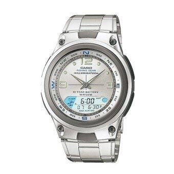 Casio Standard นาฬิกาข้อมือ - รุ่น AW82D-7A