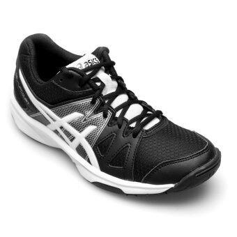 ASICS WOMEN รองเท้าผ้าใบ ผู้หญิง รุ่น GEL-UPCOURT - B450N9001 (BLACK/WHITE/SILVER)