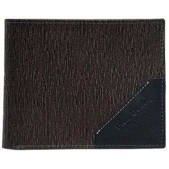 Pierre Cardin กระเป๋าสตางค์ รุ่น PWJ4-XK02- สีดำ