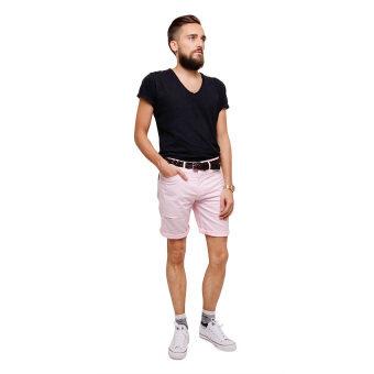PHIL กางเกงขาสั้น รุ่น PP13SH001LPK - สีชมพูอ่อน