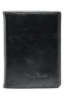 Pierre Cardin กระเป๋าธนบัตรรุ่น PWJ3-SB7 BK(สีดำ)