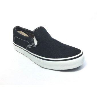 MASHARE รองเท้าผ้าใบ แฟชั่น รุ่น V5 (BLACK)