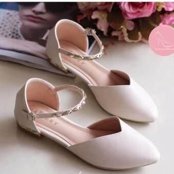 Suaydeeshoes รองเท้าผู้หญิง รองเท้าแฟชั่น SD-002