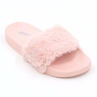 Air Move รองเท้าแตะขนเฟอร์ รุ่น FUR101 (Pink)