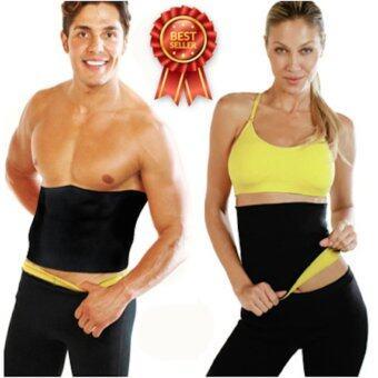 เข็มขัดเรียกเหงื่อ Hot Body Shapers Slimming Belt ร่นขายดี