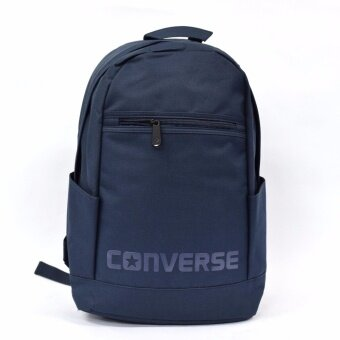 CONVERSE กระเป๋าเป้รุ่น Bis Fifth Backpack - สีกรมท่า