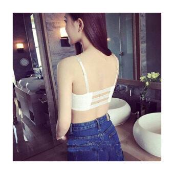 Miracle Bra เสื้อชั้นใน บรา 3 สาย (สีขาว)- 1 ตัว