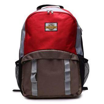 DISCOVERY กระเป๋าเป้สะพายหลัง Notebook iPad Backpack DR 1836 Red(Int: One size)