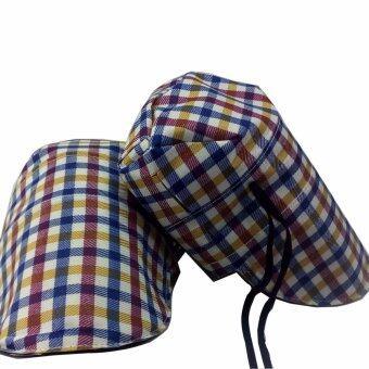 ถุงมือกันแดด กันน้ำ สำหรับติดแฮนด์มอไซด์ ลายสก๊อต สินค้านำเข้า