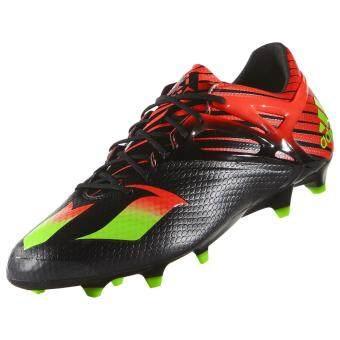 Adidas รองเท้าฟุตบอล Messi 15.1 FG รุ่นท็อป AF4654 (Black)