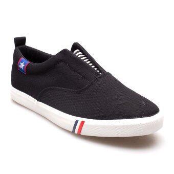 Air Move รองเท้าผ้าใบ ผู้ชาย รุ่น A1002/Black