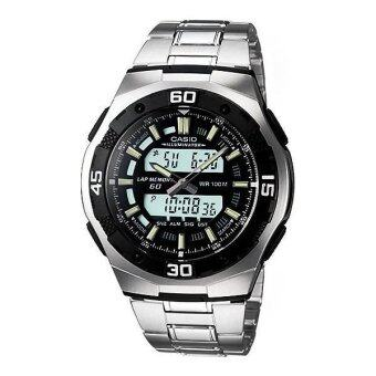 Casio Standard นาฬิกาข้อมือ - รุ่น AQ164WD-1A