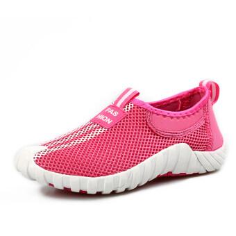 รองเท้ากีฬากลางแจ้งในฤดูท่องเที่ยว LBW ผู้หญิง (สีชมพู)