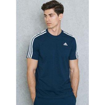 Adidas เสื้อ คอกลม อาดิดาส T-Shirt ESS 3S TEE B47359 NVY(990)