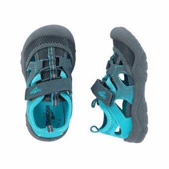OSHKOSK รองเท้าผ้าใบเด็กผู้ชาย สีฟ้า