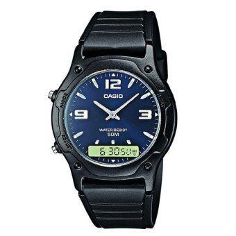 Casio Standard นาฬิกาข้อมือ รุ่น AW49HE-2A