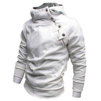ฆาตกรบางคนก็เป็นกันเองทรงเสื้อแจ็คเก็ตเสื้อนอกแบบเซ็กซี่ Hoodies ทนกว่าแบบขาว-ในประเทศ