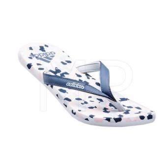 ADIDAS WOMEN รองเท้าแตะ ผู้หญิง รุ่น EEZAY MARBLED W- S80427 (FTWWHT/TECINK/VAPPNK)