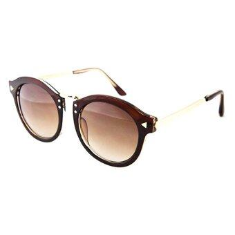 Marco Polo แว่นตากันแดด Betterfly Frame Edition (Unisex) รุ่น SMA025 - สีน้ำตาล