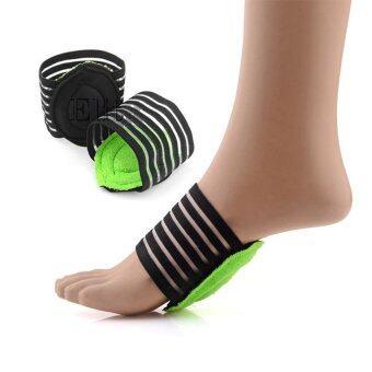 Elit Strutz Cushioned Arch Supports แผ่นรองฝ่าเท้าเพื่อสุขภาพ ลดอาการบาดเจ็บ ลดความปวดเมื่อย