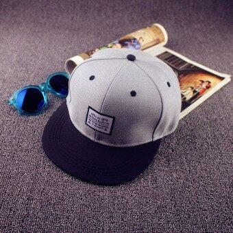 Channy แฟชั่นผู้ชายผู้หญิงสวมหมวกเบสบอลบีบอย Snapback กะบังหมวกแก๊ปหมวกฮิปฮอปปรับได้