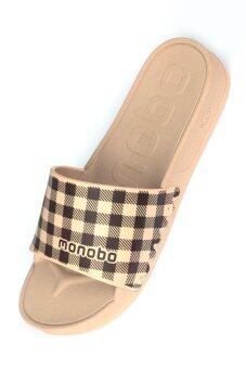 MONOBO Twist Low4 รองเท้า (สีเบจ)