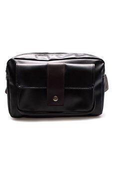 DM กระเป๋าสะพายพาดลำตัว Classic - Black
