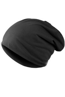 Linemart ฮิพฮอพหมวกหมวก (สีดำ)
