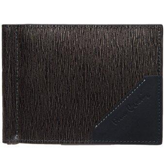 Pierre Cardin กระเป๋าสตางค์ รุ่น PWJ4-XK03- สีดำ