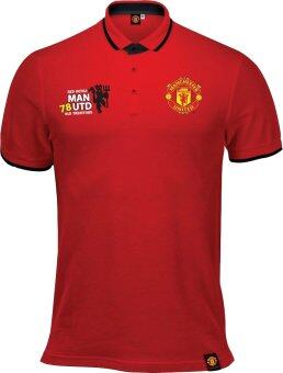 Manchester United FC เสื้อโปโลลิขสิทธิ์แท้ Man-U