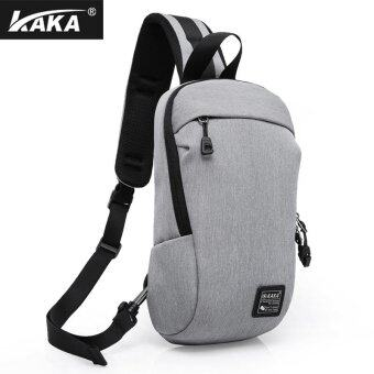Harga KAKA-99010 Chest Bag SATCHEL BAG BAG Casual Men Oxford Fashion Shoulder Bag Sports Bag Cloth - intl