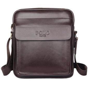 Matteo กระเป๋าสะพาย กระเป๋าไอแพ็ต กระเป๋าเอกสาร Polo Fanke 1628 -Coffee