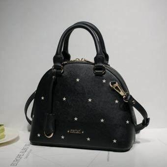 Axixi กระเป๋าแฟชั่น รุ่น 12243 (Black)