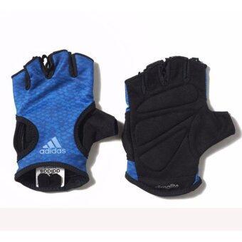 ADIDAS ถุงมือ ฟิตเนส อดิดาส Fitness Glove CLML T GR S99609 (890)