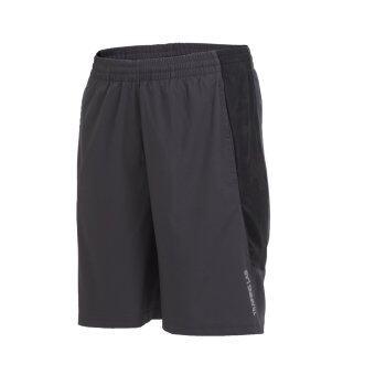 Training Lab Men's TL Running Shorts 2/1 กางเกงขาสั้นแบบมีซับในกระชับกล้ามเนื้อ Training Lab
