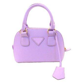 Oops Travel Bag กระเป๋าแฟชั่น MINI รุ่น 185 - Purple