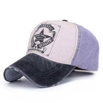 เพศหญิงชายตัวปรับได้ใส่หมวกเบสบอลกลางแจ้ง Snapback พิมพ์หมวกแก๊ป